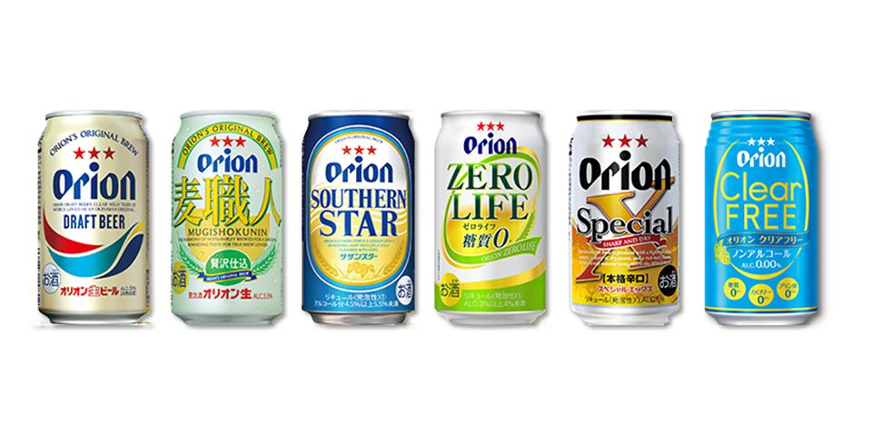 Special promotion in Hong Kong!! - ORIONBEER